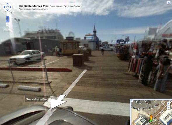 Путешествуем сGoogle maps. Изображение № 4.