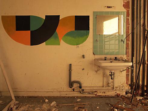 Абстрактное граффити: Стрит-художники об улицах, публике, опасности и свободе. Изображение № 54.