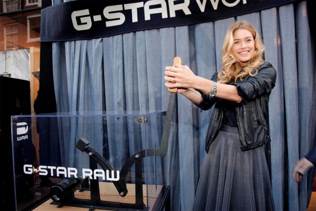 Первый в мире бутик для женщин G-Star Women. Изображение № 3.