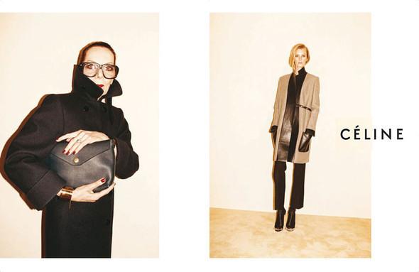 Рекламные кампании: Celine, Calvin Klein, Dolce & Gabbana и другие. Изображение № 6.