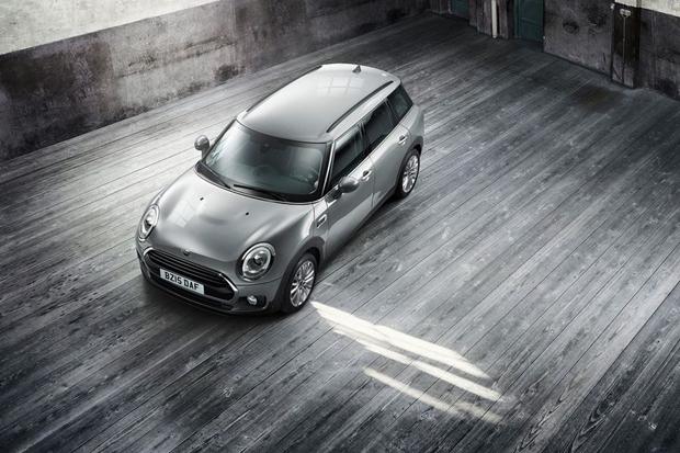 Производитель автомобилей Mini обновил логотип. Изображение № 12.