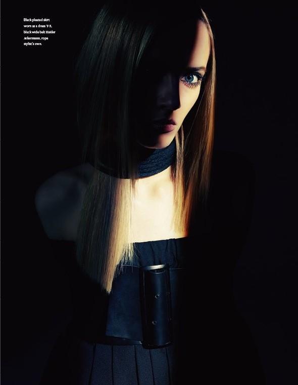 Съёмка: Дарья Строкоус для Bon. Изображение № 6.