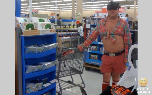 Покупатели Walmart илисмех дослез!. Изображение № 142.