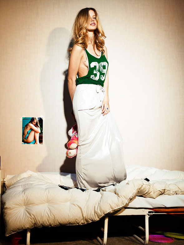 Съёмки: Harper's Bazaar, Interview, Vogue и другие. Изображение № 32.