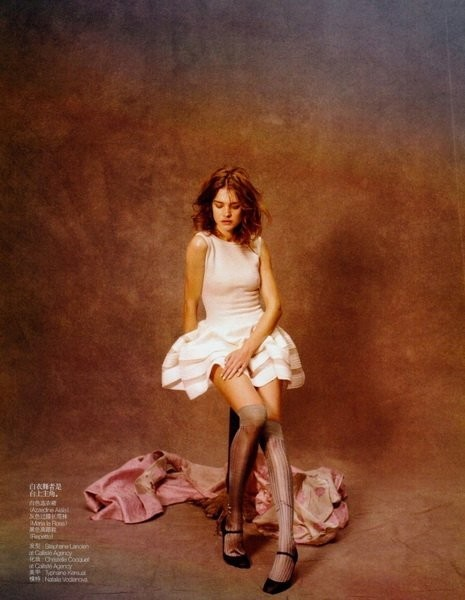 Vogue May 2010 ( Paris, US, China). Изображение № 43.