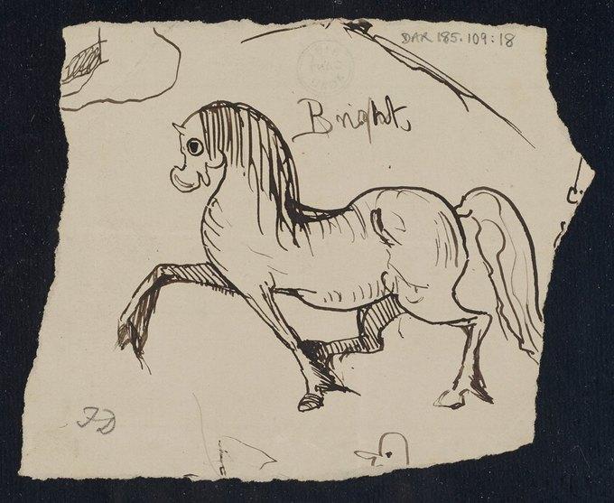 Фото: рисунки детей Дарвина на страницах «Происхождения видов». Изображение № 3.