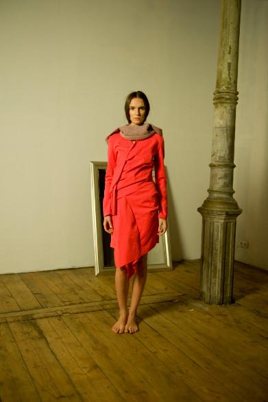 Молодой дизайнерский бренд Kristina Tops. Изображение № 4.