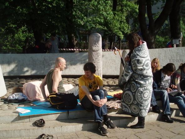 Московский «Вудсток» запоздал на 43 года. Изображение № 5.