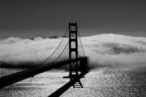 20 черно-белых фотографий мостов совсего мира. Изображение № 2.