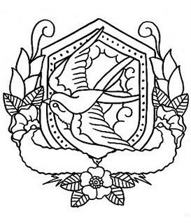 Изображение 8. Энциклопедия символов татуировки. Часть I.. Изображение № 10.