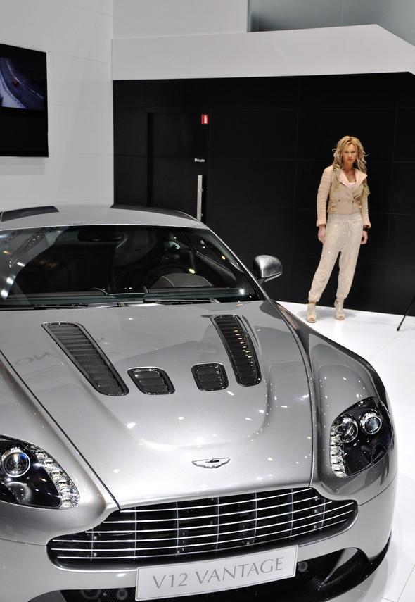 Natalia Freidina at 82nd Geneva International Motor Show. Изображение № 4.