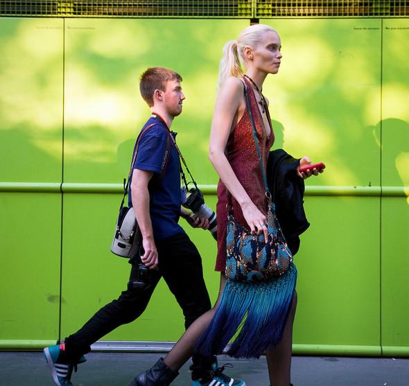 Street Style: Paris Fashion Week. Изображение № 2.