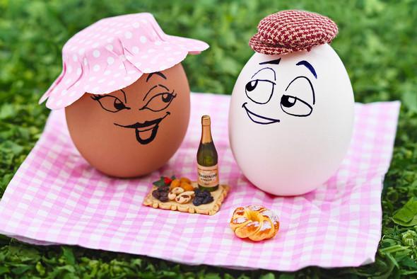 Удивительная жизнь яиц. Изображение № 35.
