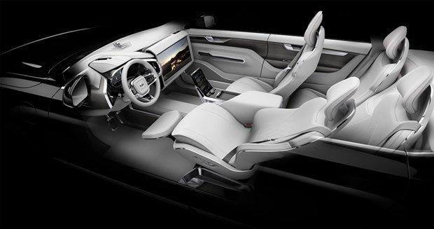 В Volvo разработали салон машины на автопилоте. Изображение № 6.