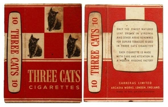 Изображение 67. Ретроспектива сигаретной пачки.. Изображение № 53.
