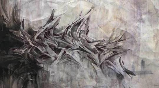 Интервью с граффити райтерами: Morik1. Изображение № 26.