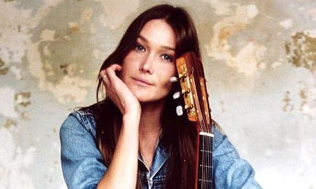 "Rhythm of the day – Carla Bruni ""Quelqu'un m'a dit"". Изображение № 1."