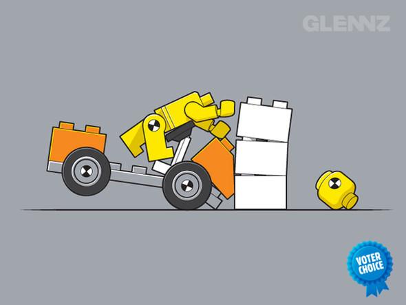 Веселые картинки Glenna Jonesa. Изображение № 37.