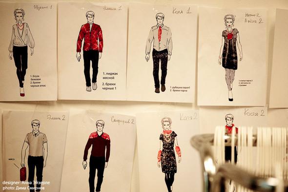 Ukrainian Fashion Week: всевмясо!. Изображение № 1.
