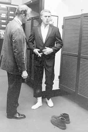 Стив Маккуин и Стив Маккуин. Изображение № 4.