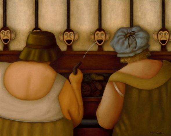 Изображение 13. Художница Deborah Van Auten.. Изображение № 13.