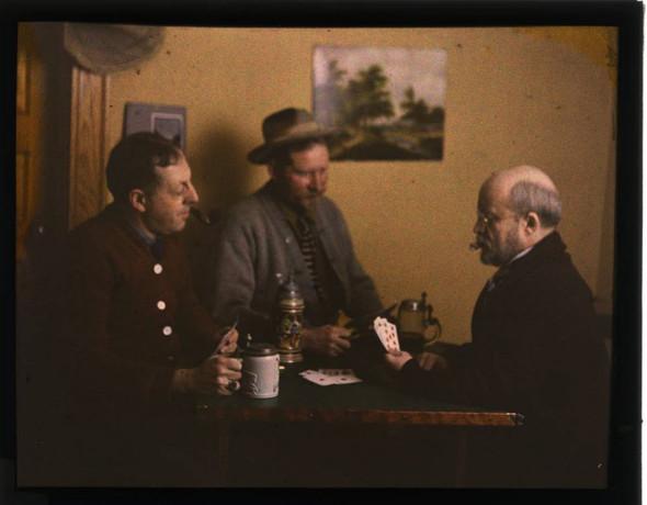 Автохром Люмьер – цветные фотографии начала XX века. Изображение № 16.