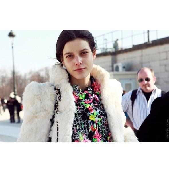 Изображение 117. На полях: 10 тенденций уличного стиля с прошедших недель моды.. Изображение № 117.