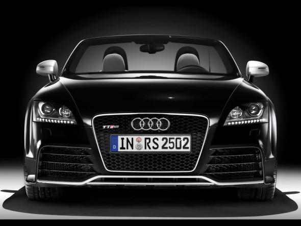 Audi TTRS Roadster. Изображение № 1.