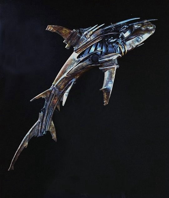 Pierre Matter. Скульптурная биомеханика. Изображение № 11.