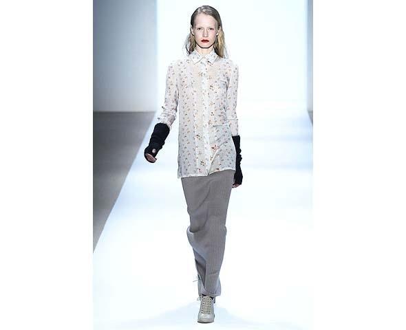 Неделя моды в Нью-Йорке: первые показы. Изображение № 63.