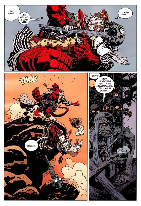 Hellboy. Изображение № 28.