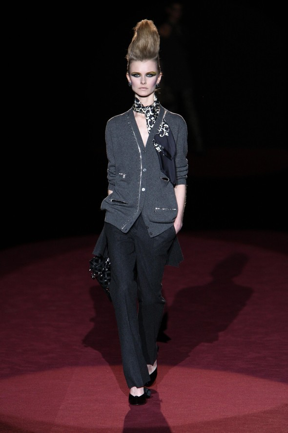 Marc Jacobs fall winter 2009–2010. Изображение № 9.