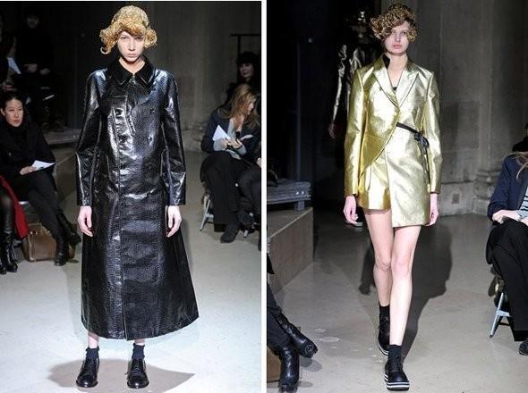 Изображение 14. Показы на Paris Fashion Week FW 2011: день 5 и 6.. Изображение № 22.