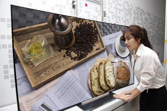 LG сообщила о планах Apple выпустить iMac 8K. Изображение № 1.