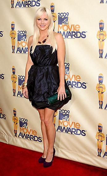 Наряды сMTV Movie Awards 2009. Изображение № 22.