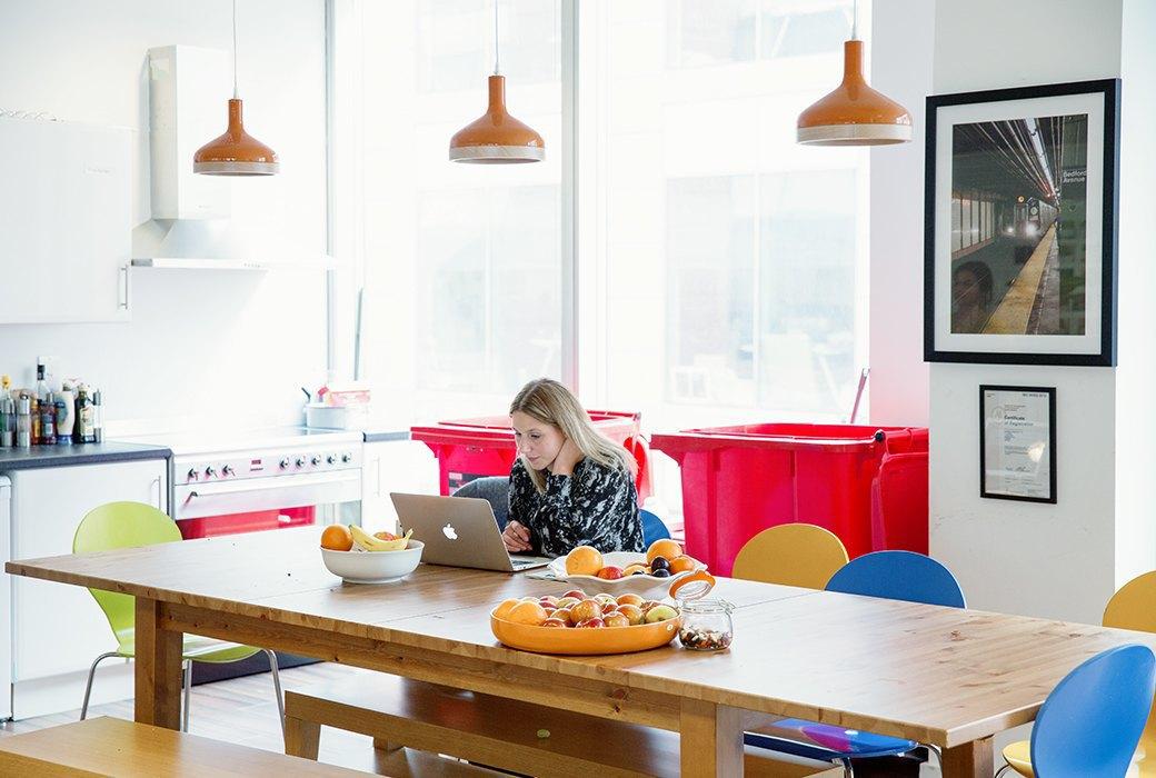 Просторный «зеленый» офис лондонского агентства Flamingo. Изображение № 12.