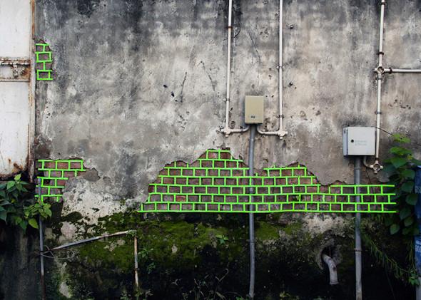 Лучшие стрит-арт проекты 2011 года. Изображение №76.
