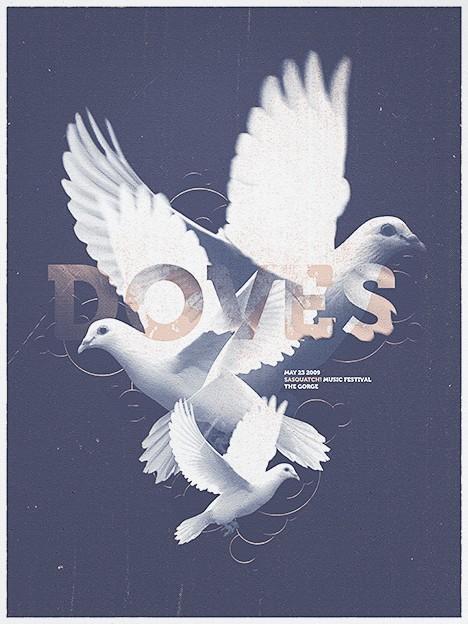 Концертные плакаты. Изображение № 36.