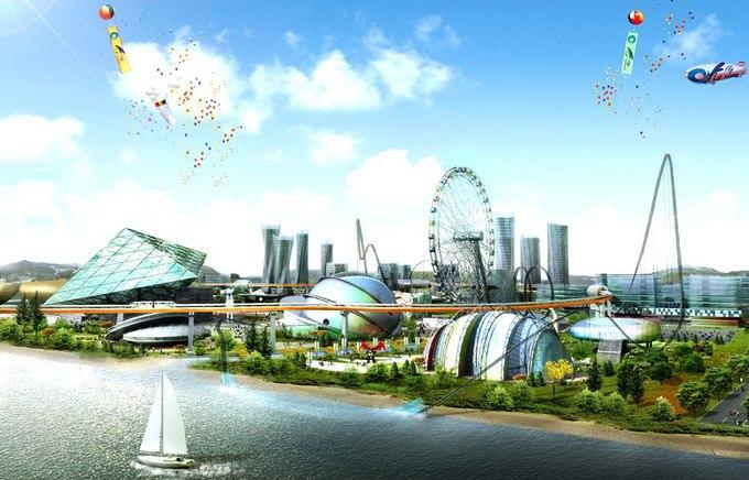 Южная Корея обещает открыть Роболенд уже в 2016 году. Изображение № 2.
