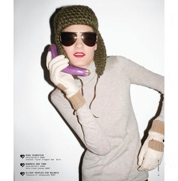Лукбуки: Alexander McQueen, Barneys и Lauren Moffatt. Изображение № 43.