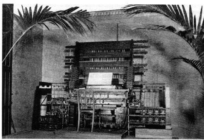 История синтезаторов. Часть первая. Изображение № 2.