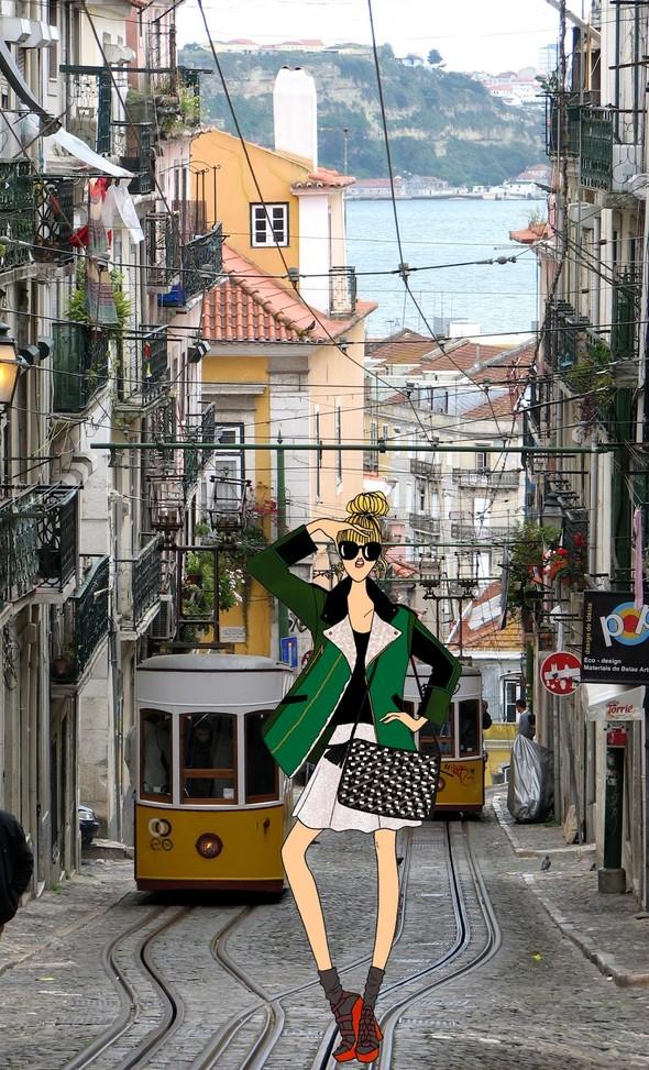 Angéline Melin Фешн-иллюстратор. Изображение № 2.