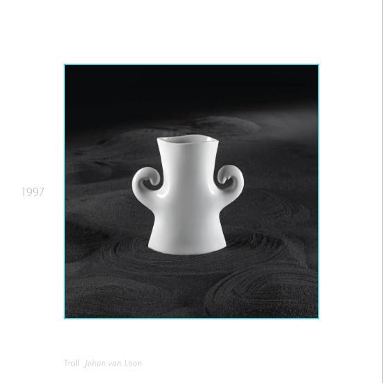 Ваза Troll 24 см, 1997, Johan van Loon. Изображение № 38.
