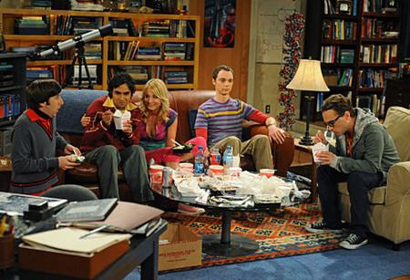 Изображение 2. TheBig Bang theory.. Изображение № 2.