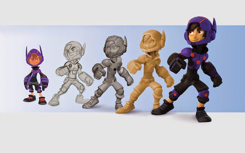 Продюсер самого технологичного мультфильма сезона о том, как работает Disney. Изображение № 4.