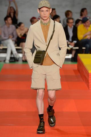 Неделя мужской моды в Париже: День 4. Изображение № 26.
