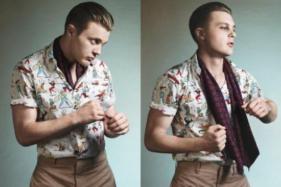 Превью мужских кампаний: Dolce & Gabbana и Майкл Питт для Prada. Изображение № 4.