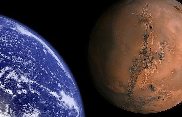 Почему Марс сложно колонизировать — и что для этого нужно сделать. Изображение № 2.