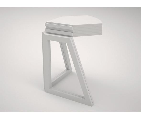 Компактный стол «Grand central» от шведских дизайнеров Сигрид Стрёмгрен и Санны Линдстрём. Изображение № 42.