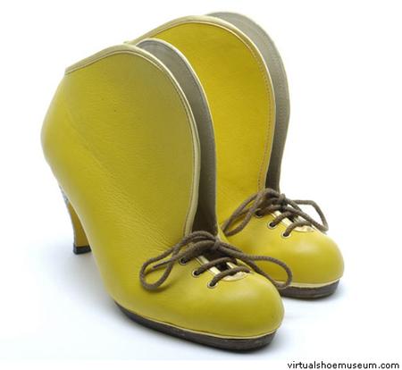 Виртуальный музей обуви. Изображение № 6.